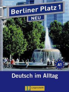 Учебник по немски език Berliner Platz 1 NEU