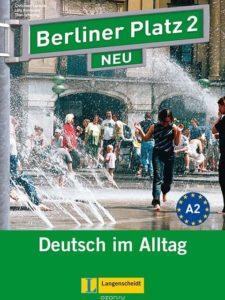 Учебник по немски език Berliner Platz 2 NEU