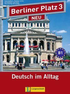 Учебник по немски език Berliner Platz 3 NEU