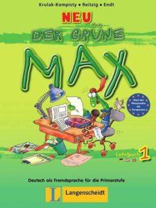 Учебник по немски език за деца Der Grune Max NEU