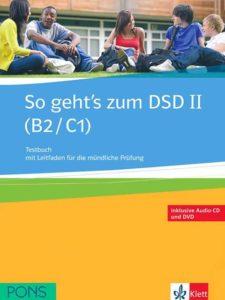 Материали за подготовка за изпита DSD II B2/C1