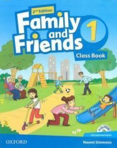 "Учебник по английски език за деца ""Family and Friends"" - 1, Oxford University Press"