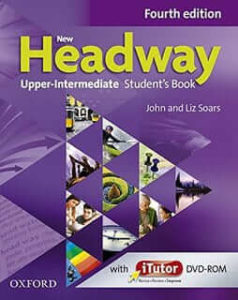 Учебник по английски език Headway - Upper-Intermediate, Oxford University Press