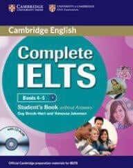 Учебник по английски език Complete - IELTS, Cambridge