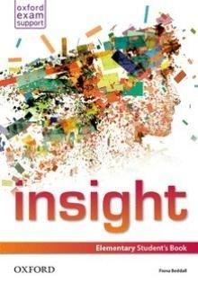 Учебник по английски език за деца Insight - Elementary, Oxford University Press