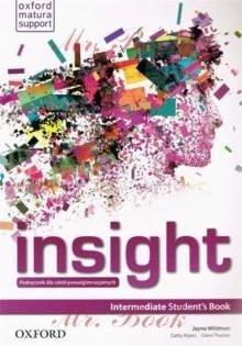 Учебник по английски език за деца Insight - Intermediate, Oxford University Press