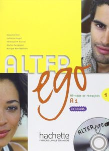 Учебник по френски език Alter ego1