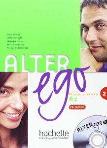 Учебник по френски език Alter ego2