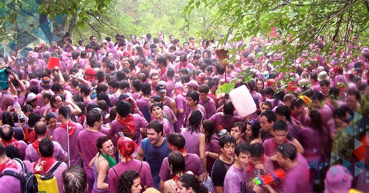 Кои фестивали да посетите в Испания от май до юли?