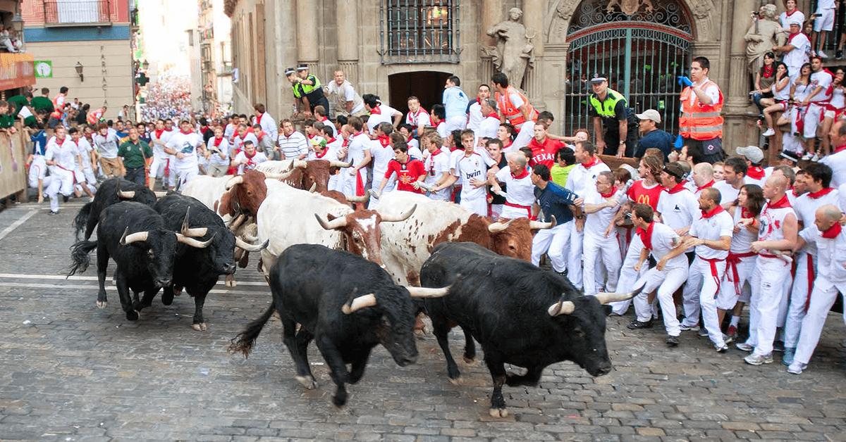 Фестивалът Сан Фермин
