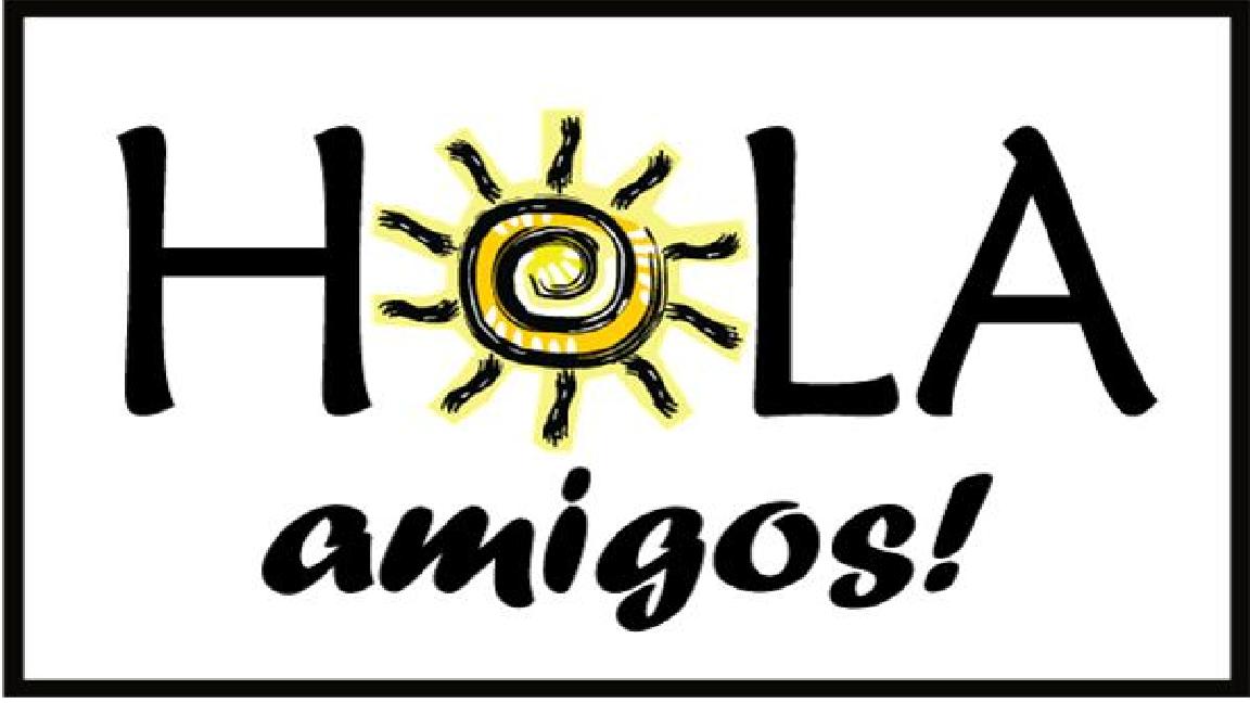 Hola или този прекрасен испански!