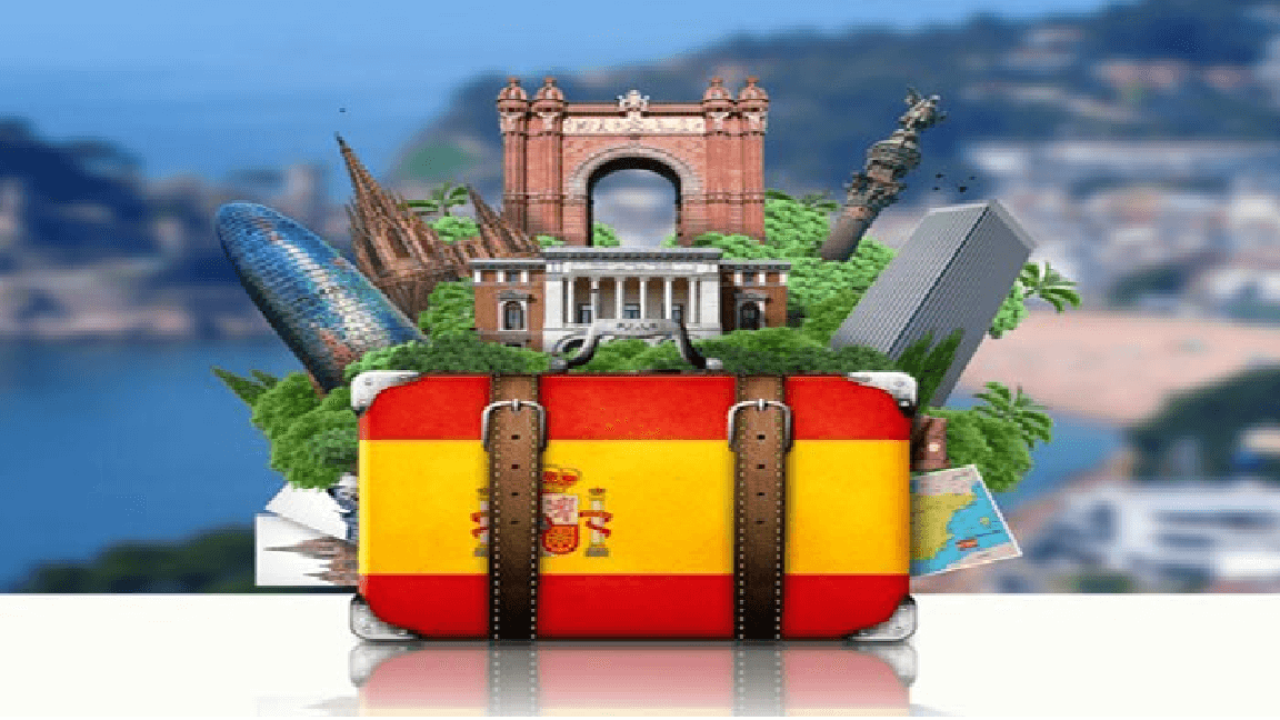 На море Испания