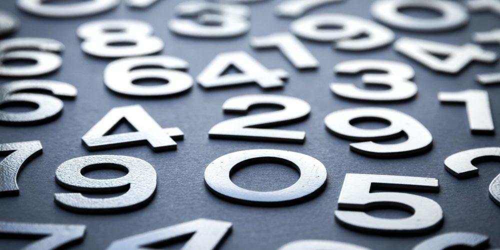Как бързо да запомним числата в английски език - изображение